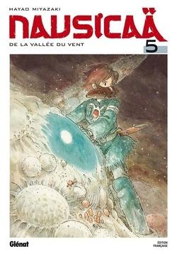 Couverture de Nausicäa de la Vallée du Vent, tome 5