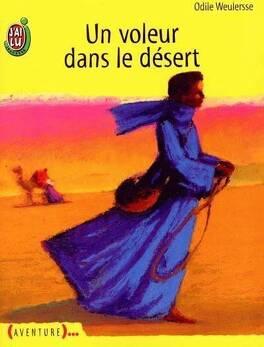 Couverture du livre : Un voleur dans le désert