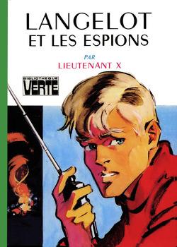 Couverture de Langelot, tome 2 : Langelot et les espions