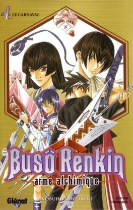 Couverture du livre : Busô Renkin, Tome 4