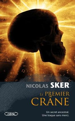 Couverture du livre : Le Premier Crâne