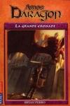 couverture Amos Daragon, Tome 10 : La grande croisade