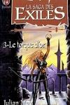 couverture La Saga des exilés, Tome 3 : Le Torque d'or