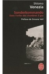 couverture Sonderkommando : Dans l'enfer des chambres à gaz