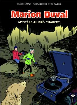 Couverture du livre : Marion Duval, Tome 21 : Mystère au Pré-Chabert