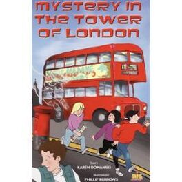 Couverture du livre : Mystery in the Tower of London