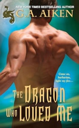 Couverture du livre : Dragon Kin, Tome 5 : The Dragon Who Loved Me