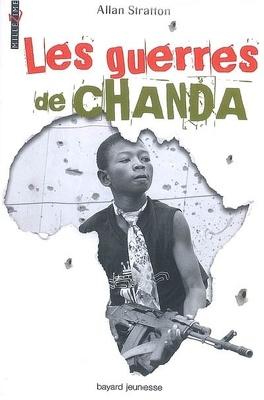 Couverture du livre : Les Guerres de Chanda