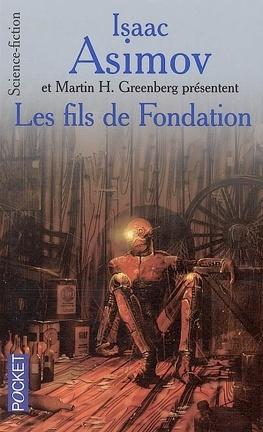 Couverture du livre : Les fils de Fondation