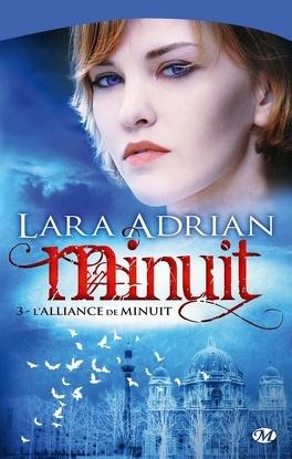 Couverture du livre : Minuit, Tome 3 : L'Alliance de minuit