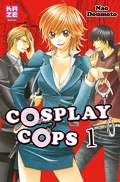 Cosplay cops, tome 1
