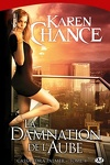 couverture Cassandra Palmer, Tome 4 : La Damnation de l'Aube