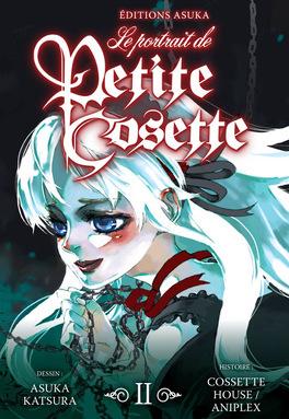 Couverture du livre : Le Portrait de Petite Cosette, Tome 2