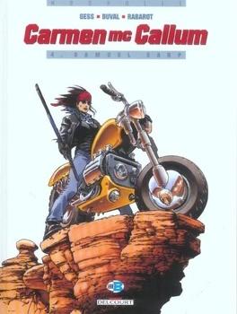 Couverture du livre : Carmen McCallum, tome 4 : Samuel Earp