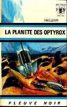 Couverture du livre : FNA - 358 - La Planète des Optyrox