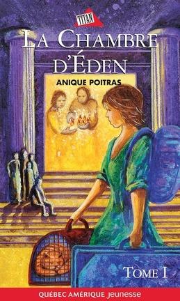 Couverture du livre : La chambre d'Eden tome 1