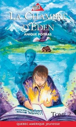 Couverture du livre : La chambre d'Eden tome 2