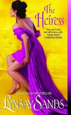 Couverture de Madison Sisters, Tome 2 : The Heiress