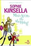 couverture Mini-accro du shopping