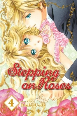 Couverture du livre : Stepping on Roses, tome 4