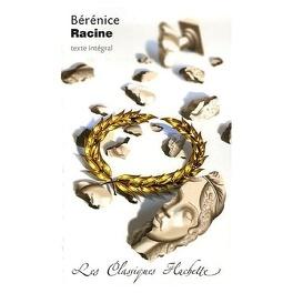 Couverture du livre : Bérénice
