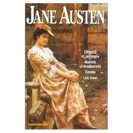 Couverture du livre : Jane Austen - Romans, tome 1 : Orgueil et Préjugés / Raisons et Sentiments / Emma / Lady Susan