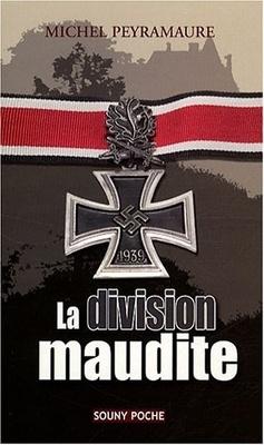 Couverture de La division maudite