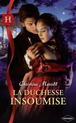 Couverture du livre : La duchesse insoumise