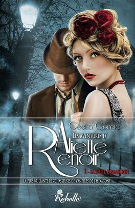 Couverture du livre : Les Aventures d'Aliette Renoir, Tome 1 : La Secte d'Abaddon