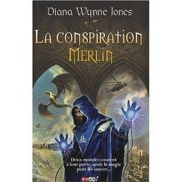Couverture du livre : La Conspiration Merlin