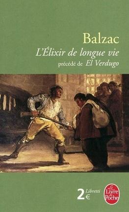 Couverture du livre : L'Élixir de longue vie
