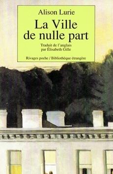 Couverture du livre : La ville de nulle part