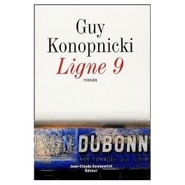 Couverture du livre : Ligne 9