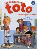 Les blagues de Toto, tome 8 : L'élève dépasse le mètre
