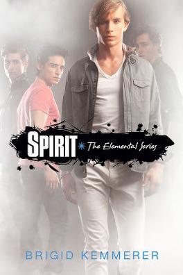 Couverture du livre : The Elemental Series, tome 3: Spirit