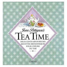 Couverture du livre : Jane pettigrew's Tea Time