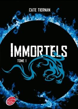 Couverture du livre : Immortels, Tome 1