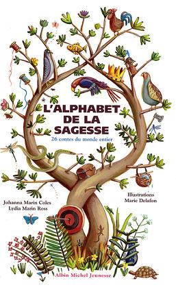 Couverture du livre : L'alphabet de la sagesse