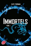 couverture Immortels, Tome 1 : Immortels