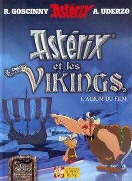 Couverture du livre : Astérix H.S - Astérix et les Vikings