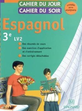 Espagnol 3e Lv2 Livre De Nieves Ciria