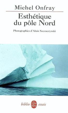 Couverture du livre : Esthétique du pôle Nord : stèles hyperboréennes