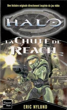 Couverture du livre : Halo, Tome 1 : La Chute de Reach