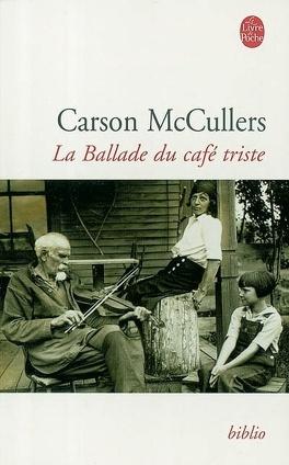Couverture du livre : La ballade du café triste