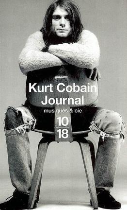 Couverture du livre : Le journal de Kurt Cobain