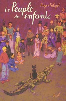 Couverture du livre : Le peuple des enfants