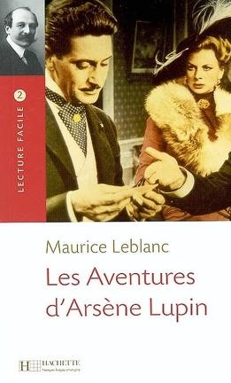 Couverture du livre : Les Aventures d'Arsène Lupin