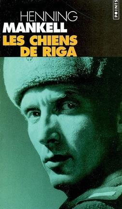 Couverture du livre : Les Chiens de Riga
