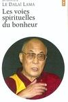 couverture Les voies spirituelles du bonheur