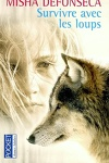 couverture Survivre avec les loups